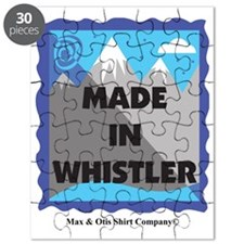 made-in-whistler Puzzle