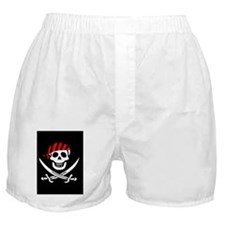 iphone4slider-pirate Boxer Shorts