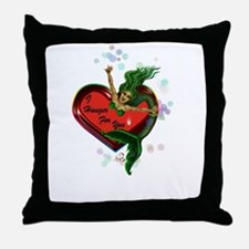 I Hunger For YOU! Throw Pillow