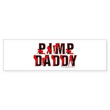 Pimp Daddy Bumper Bumper Sticker