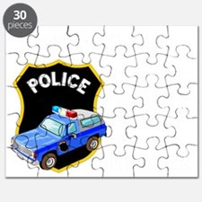 official police fam... Puzzle
