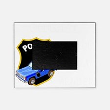 official police fam... Picture Frame