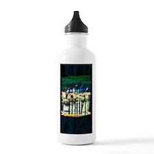 lost iphone 3 copy Water Bottle