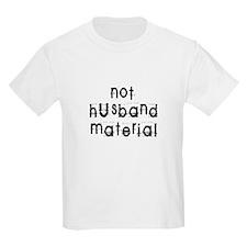 Not husband... Kids T-Shirt