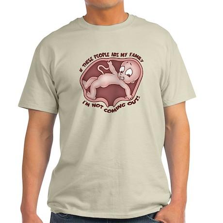 agorababia-family-T Light T-Shirt