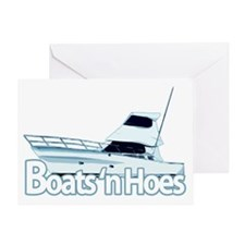 boats1 Greeting Card