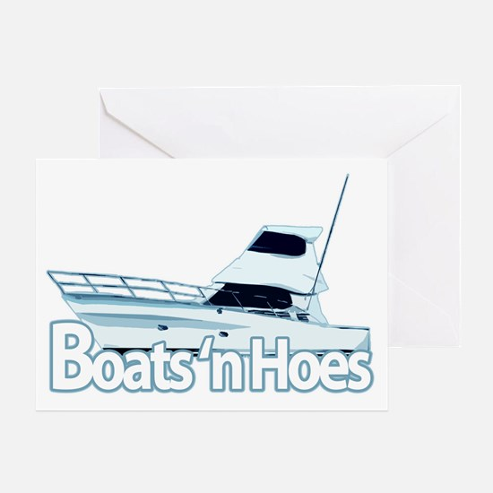 boats1 Greeting Card