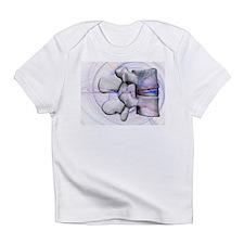 LumbBlu1 Infant T-Shirt