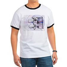 LumbBlu1 T-Shirt