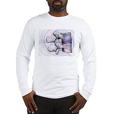 LumbBlu1 Long Sleeve T-Shirt