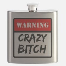 warning a Flask