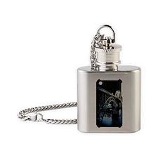 441_iphone_case Bridge to Twilight Flask Necklace