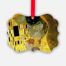 The Kiss by Klimt Ornament