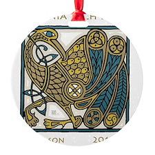 CBSshirtwhite Ornament