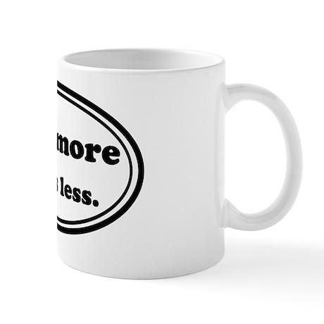 Pray More Stress Less Mug