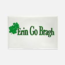 Erin Go Bragh Rectangle Magnet