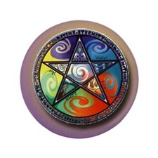 "pentacle elements i-phone slider 3.5"" Button"