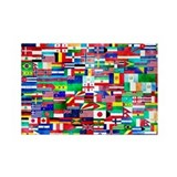 Flags world Single