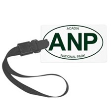 ANPOval Luggage Tag