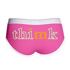 BlkT-Thimk Women's Boy Brief