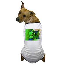 Lumbar Green 1 Dog T-Shirt