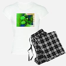 Lumbar Green 1 Pajamas