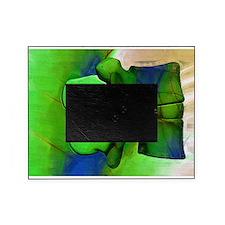 Lumbar Green 1 Picture Frame