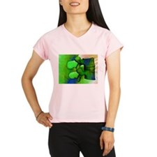 Lumbar Green 1 Performance Dry T-Shirt