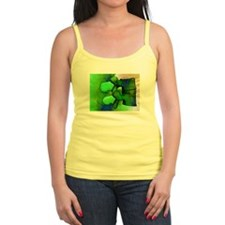Lumbar Green 1 Tank Top