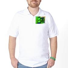 Lumbar Green 1 T-Shirt