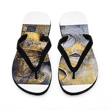 Lumbar Stone Flip Flops