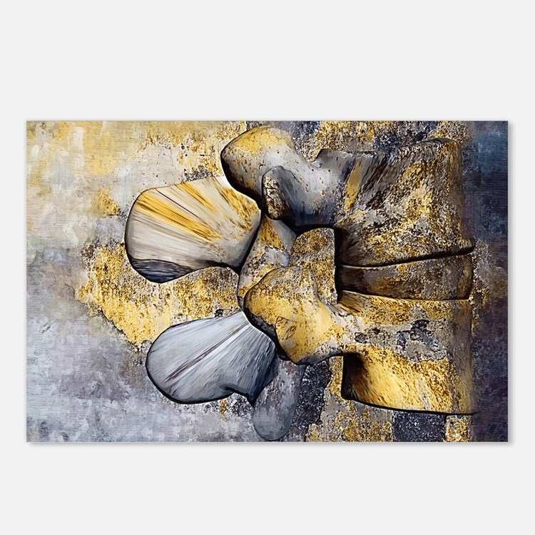 Lumbar Stone Postcards (Package of 8)