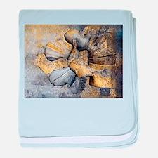 Lumbar Stone baby blanket