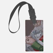 Lexy-rectangle Luggage Tag