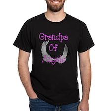 grandpa of angels2 T-Shirt