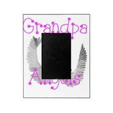 grandpa of angels2 Picture Frame