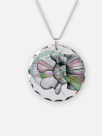 lumbar 17 Necklace