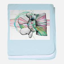 lumbar 17 baby blanket
