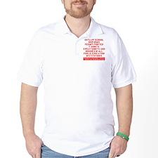 SLU_outlaw_school_uniforms_transparent T-Shirt