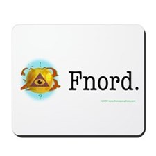 Golden Apple Fnord Mousepad