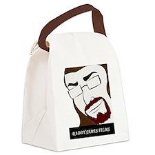 DADDY JAMES CARTOON TRANS Canvas Lunch Bag