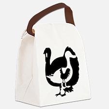 Turducken_big_trans.gif Canvas Lunch Bag