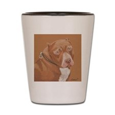 amstaff1-square Shot Glass