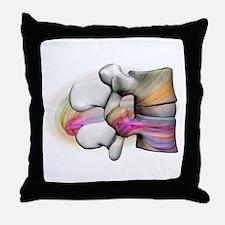Lum 50 Throw Pillow