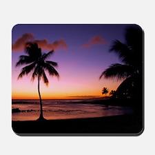 poipu_sunset Mousepad