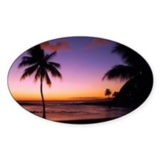 poipu_sunset Decal