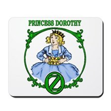 Princess Dorothy of Oz Mousepad