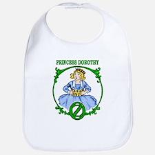 Princess Dorothy of Oz Bib