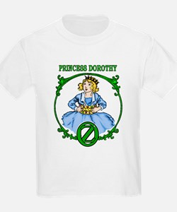Princess Dorothy of Oz Kids T-Shirt