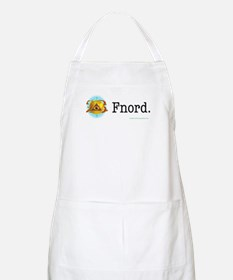 Golden Apple Fnord BBQ Apron